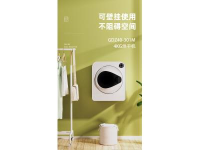 4KG Dryer GDZ40-301M(W)