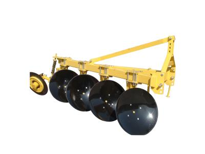 4 wheel tractor mounted disc plough