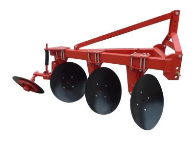 tractor 3 point mounted 1LY series of disc plough
