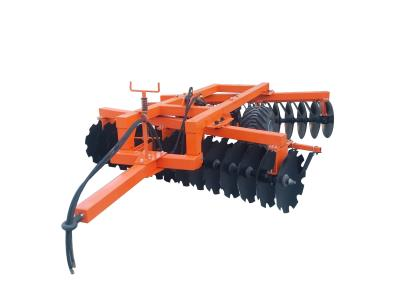 80-100hp tractor trailed hydraulic disc harrow