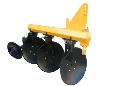 Agri tools 3 point linked round disc fishing plough