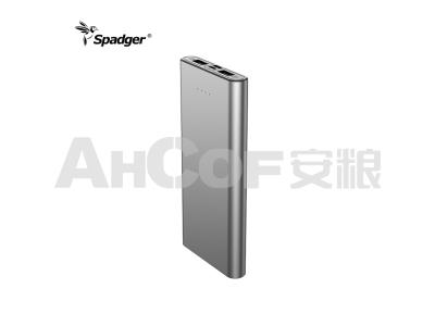 Metal Aluminum PD Fast Charge Power Bank 10000mAh&20000mAh Power Bank for Mobile Phone