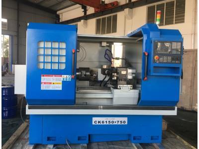 High Precision CNC Lathe CK6150