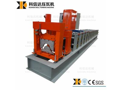 roof ridge capping roll forming machine