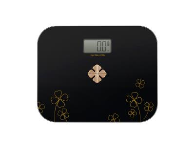 Battery-free body weight scale