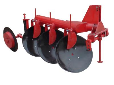 Tractor 3 point Round Pipe Disc Plough