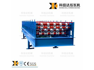 CHINA KXD Sandwich Panels Roll Forming Machine Manufacturers