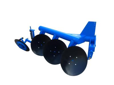 tractor mounted MF Round Pipe Disc Plough