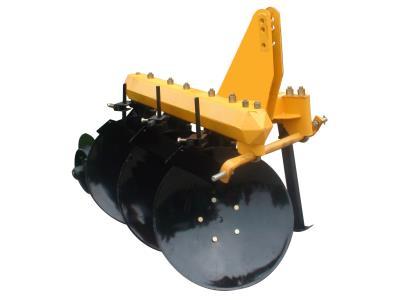 farm machine round disc fishing plough