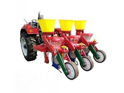farm tractor mounted 4 row Corn Precision Planter