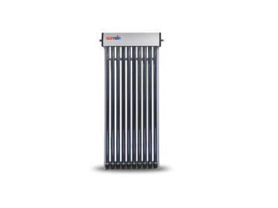 Heat pipr solar collector