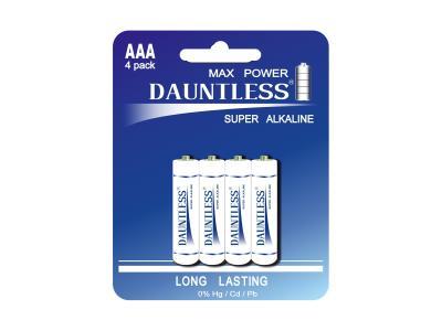 Dauntless ALKALINE BATTERY LR03