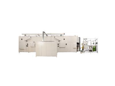 rotor varnishing machine