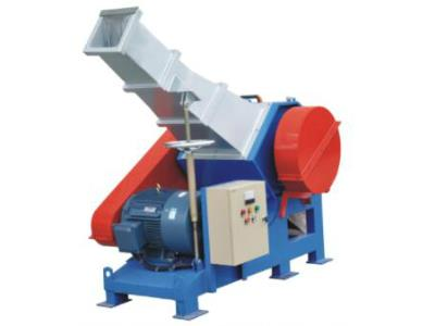 Professional Industrial Sheet and Pipe Plastic Crusher Machine