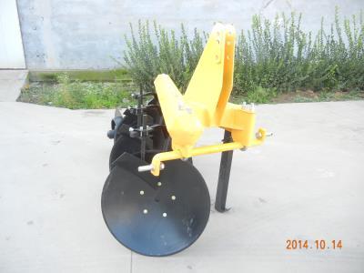 farm machine one way disc plough fish plough