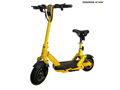 48v 12Ah lithium battery magnesium alloy electric scooter for adults with seat S1