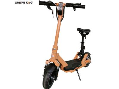50kms range magnesium alloy electric scooter for adults with seat S1
