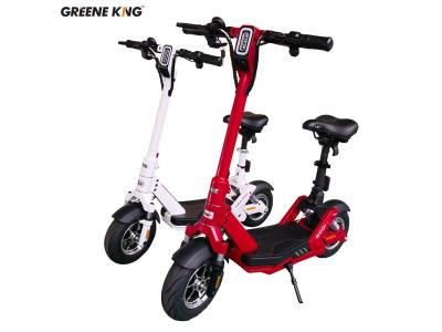 electric folding scooter for adults with seat S1