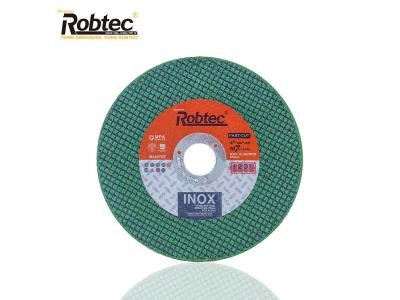 "4""(107mm) super thin disc for inox"