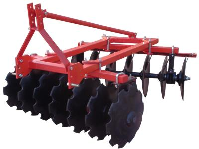 Small tractor disc harrow offset disk harrow