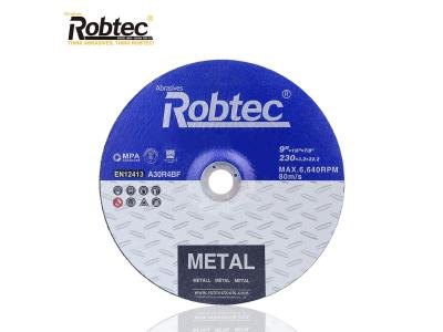 9 inch cutting disc for metal