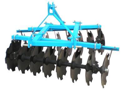 tractor mounted 1BQX-1.7 light duty disc harrow