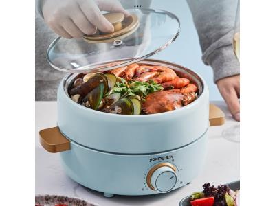 Mini Multi-Function Hot Pot