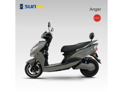 Lithium Removable battery Eec Approval Two Wheel 72V e scooter lithium battery