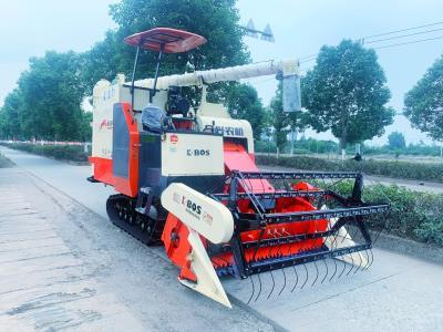 Combine Harvester Model 4LZ-5.0Z
