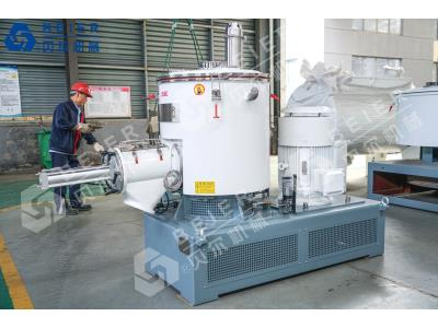 50L-800L High Speed/Hot Mixer Unit