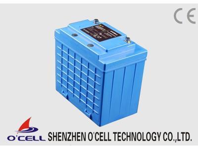LiFePO4 battery pack 12.8V100Ah