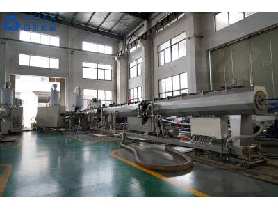 20-160mm HDPE/PE/PP/PP-R pipe extrusion line