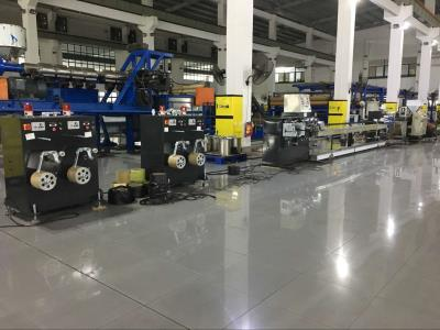 PP Packing Belt Extrusion Line / PP Strap Band Making Machine / PP Band Extruding Machine