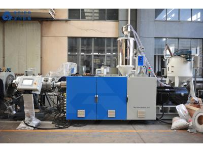 250-630mm HDPE/PE/PP/PP-R pipe extrusion line