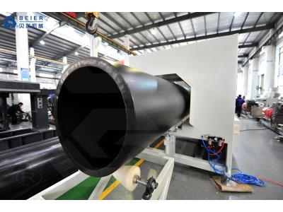 500-1200mm HDPE/PE/PP/PP-R pipe extrusion line