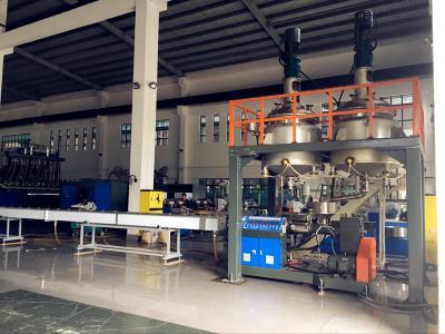 New Design EVA Hot Melt Adhesive Glue Stick Rod Pellets Making Machine