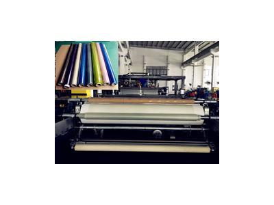 Hot Melt Adhesive TPU Film Extrusion Machine , TPU Film Coating Production Line