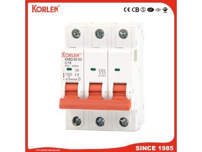 KNB2-63-S3 Miniature Circuit Breaker