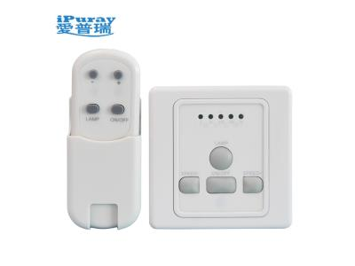 5 Speed Ceiling Fan and Light Switch with Remote Control