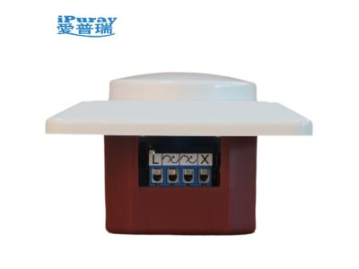 Button Rotary Knob LED Dimmer Switch