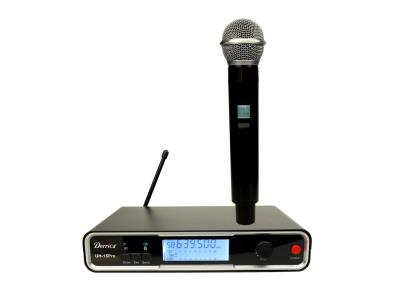 Diversity 100 channels UHF Wireless Microphone UH-15Pro