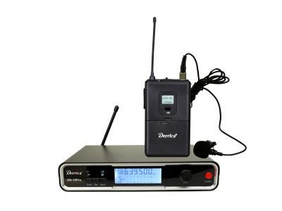 Diversity 100 channels UHF Wireless Lapel Microphone UH-15Pro-H