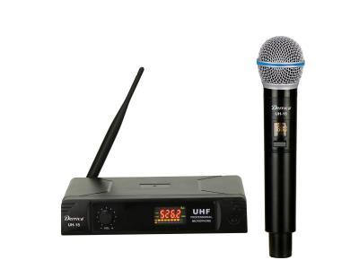 Digital Diversity 30 channels UHF Wireless Microphone UH-15