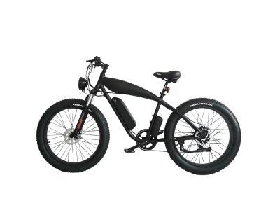 26 inch fat tire electric bike