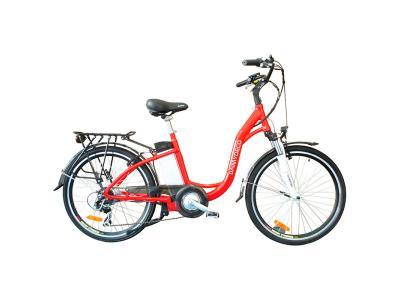 26 inch City electric bike