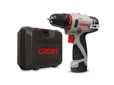 CROWN 12V Lithium-ion Drills Screwdriver Cordless Power Tools CT21072HX-2 BMC