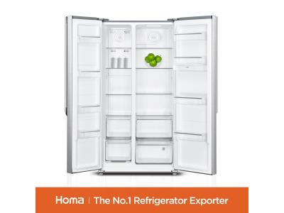 HOMA FF2-69D SIDE BY SIDE REFRIGERATOR