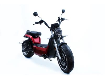 Removable Battery Fast Speed Manned Halei Long Electric Chopper Scooter for Daily Life