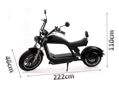 2020 Hot Bike Lithium Battery Good Quality Popular Adult Electric Chopper Scooters