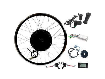Electric bike kits with LCD display